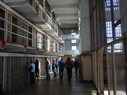 Cell Block first floor , Sam H - October 2012