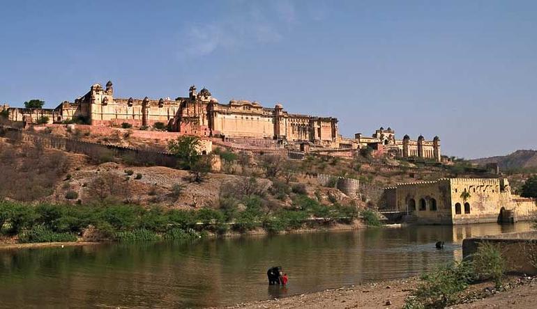 Amber Fort - Jaipur