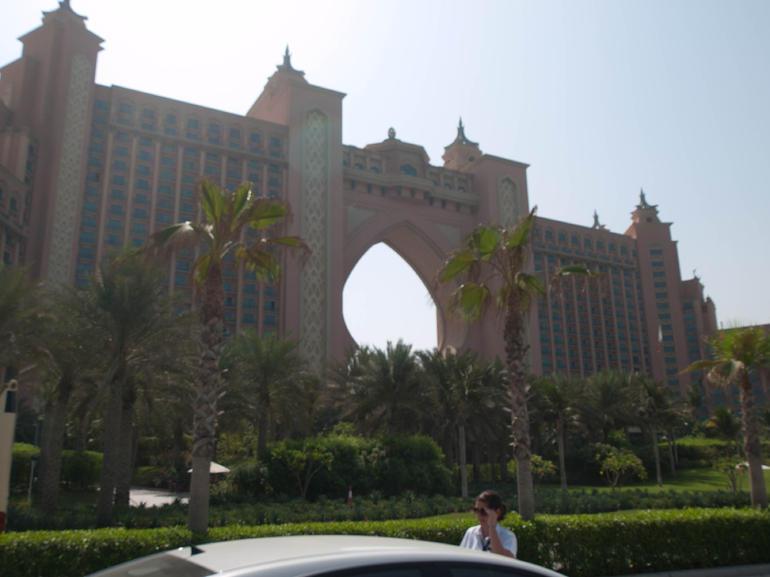 Aquarius hotel - Dubai