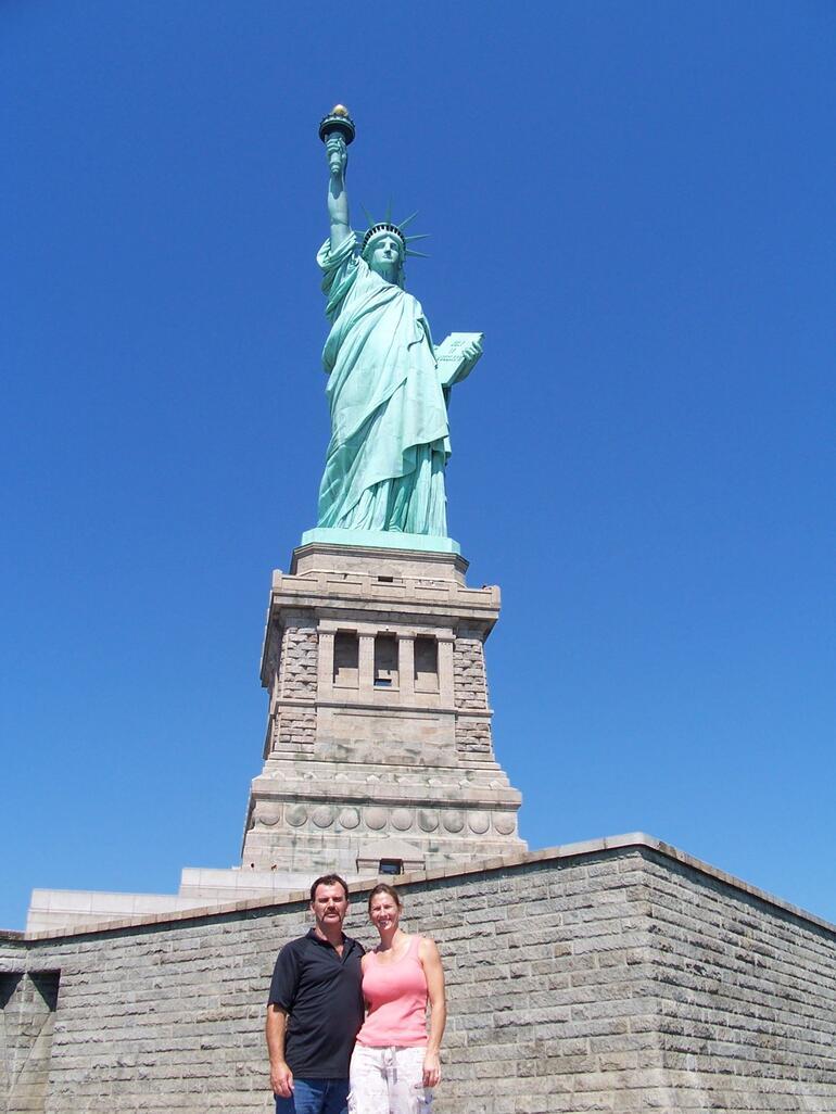 Ava & John - New York City