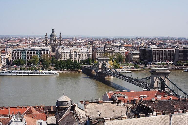 Budapest Day Trip from Vienna - Vienna