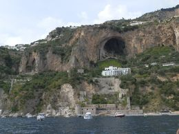 Boat trip around Amalfi , Daniel C - October 2015