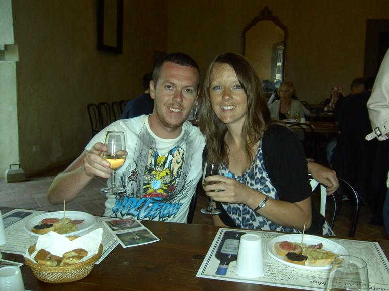 Chianti Region Wine Tasting - Florence