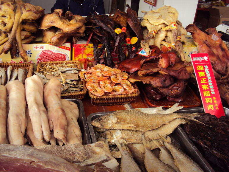 Private 2-Hour Farmers' Market Tour in Shanghai photo 7