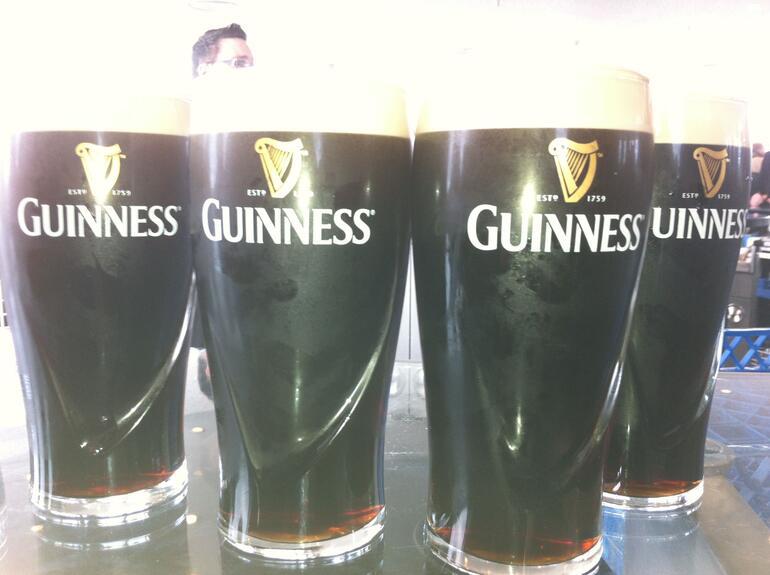 guinness entre amis - Dublin