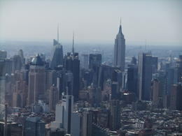 Manhattan from the helicopter , Andrew M - July 2012