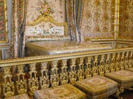 Marie Antoinette's room - July 2012