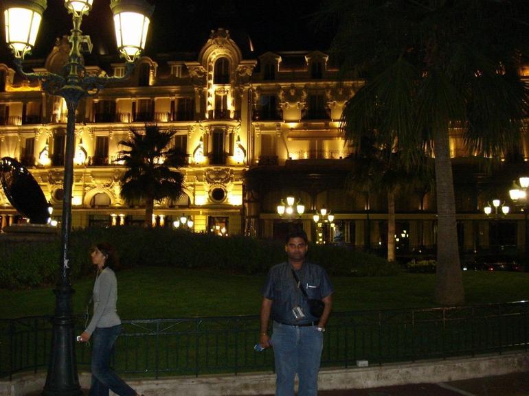 Monte Carlo - Nice
