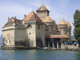 Chillon Castle, Montreux, YASER H - July 2011