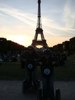 Paris segway., Christopher W - June 2008