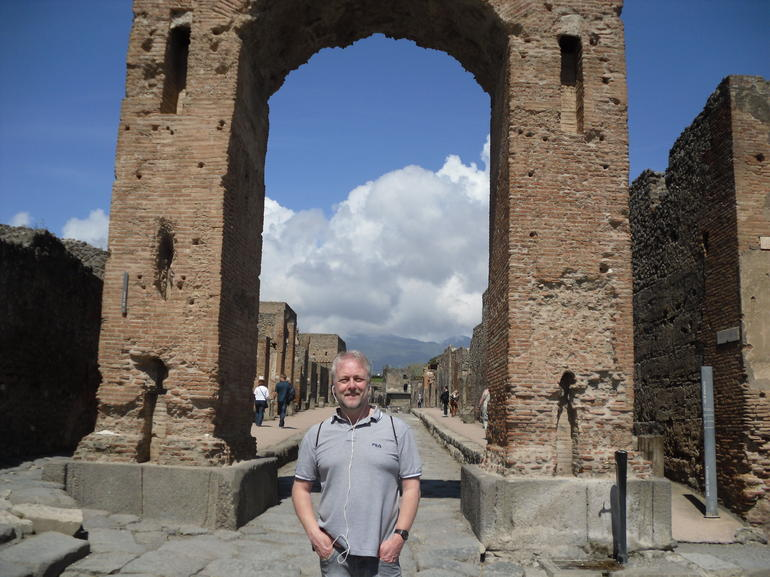 Pompeii April 2013 - Rome