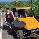 Haunted Valley Waterfall ATV and Bike Tour, Seminyak, INDONESIA