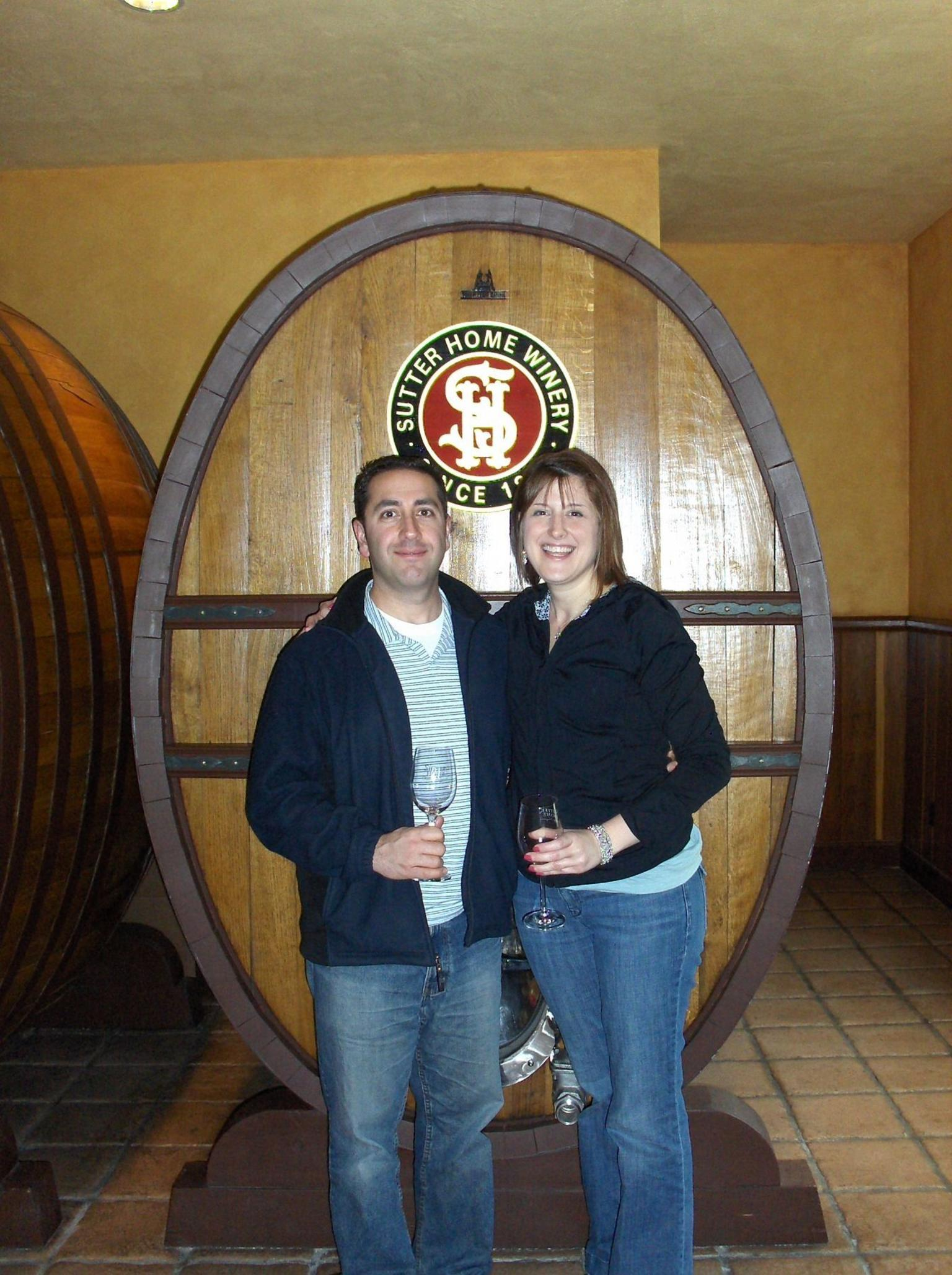 Romance in Wine Country