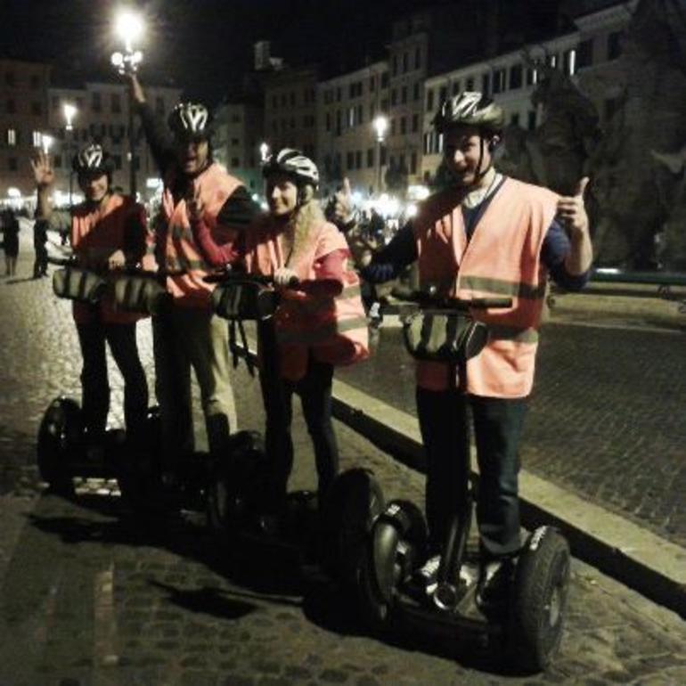 Segway Fun - Rome