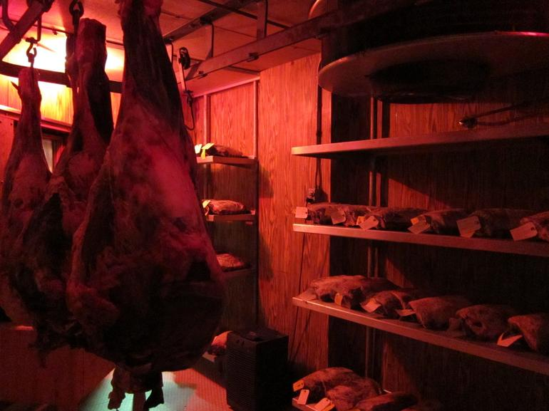 The Meat Aging Locker - Las Vegas