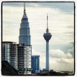 Malaysian high rises - July 2014
