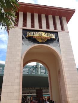 Universal Studios Singapore - August 2013