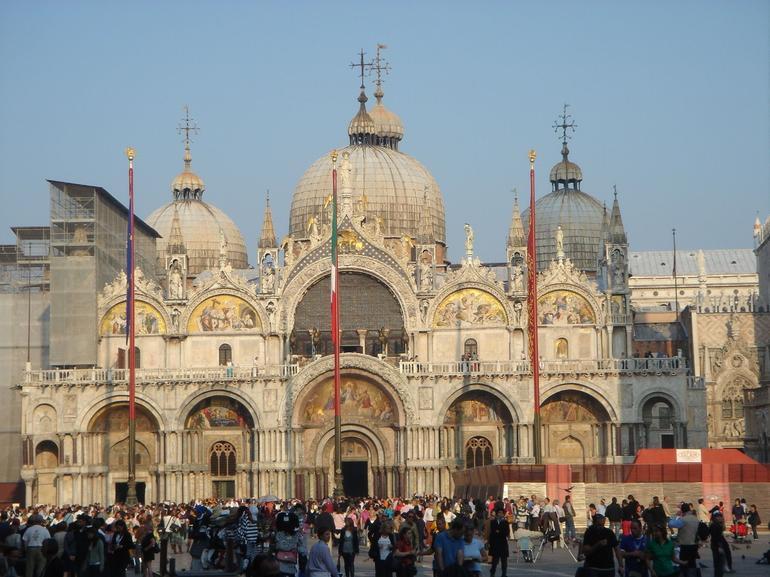 Venice - St. Mark's Basilica - Venice