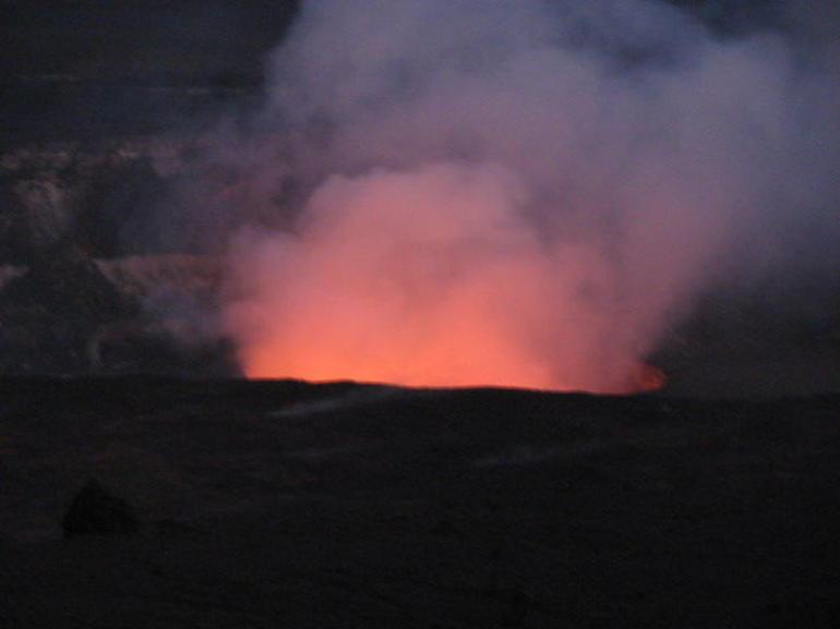 Volcano - Big Island of Hawaii