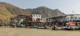 Tai O fishing village , Amber E M - January 2017