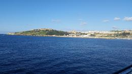 Ferry ride to Gozo , Leslie W - May 2017