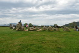 Castlerigg Stone Circle , AVIJIT H - June 2017