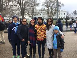 Family - The White House , DWI - January 2018
