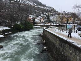 Beautiful scenery along the way in Ax-Les-Thermes , JEFF M - January 2018