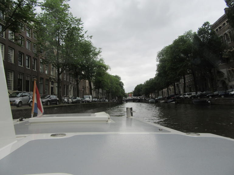 Amsterdam Hop-On Hop-Off Boat 24 or 48 hrs. photo 12
