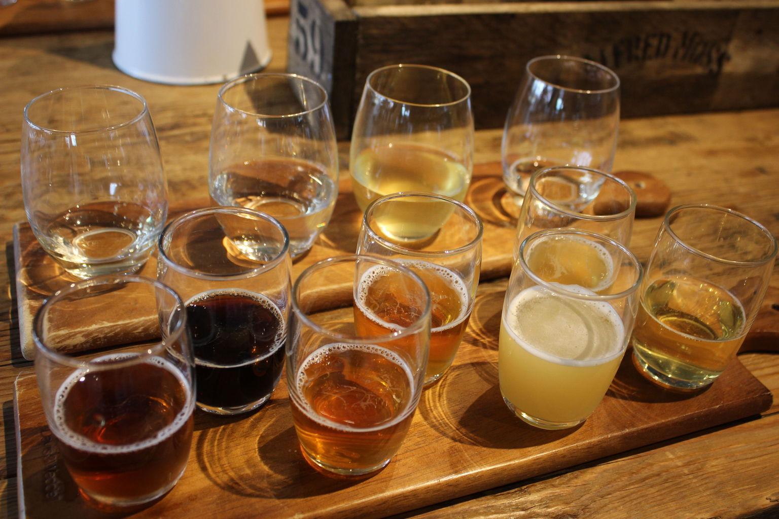 MÁS FOTOS, Recorrido relacionado con sidra y cerveza por el valle del Yarra desde Melbourne