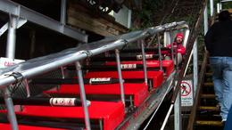 Scenic Railway, Undercover Américan - August 2011