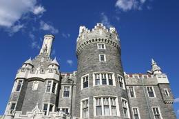 Casa Loma: Toronto's own castle in the city - November 2011
