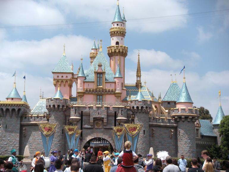 Cinderella's Castle - Las Vegas