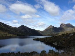 Cradle Mountain , Areeya - April 2016