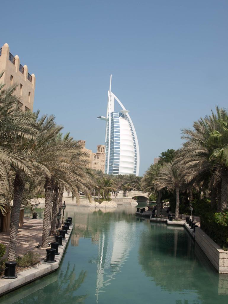 Dubai Icon- Burj Al Arab Hotel - Dubai
