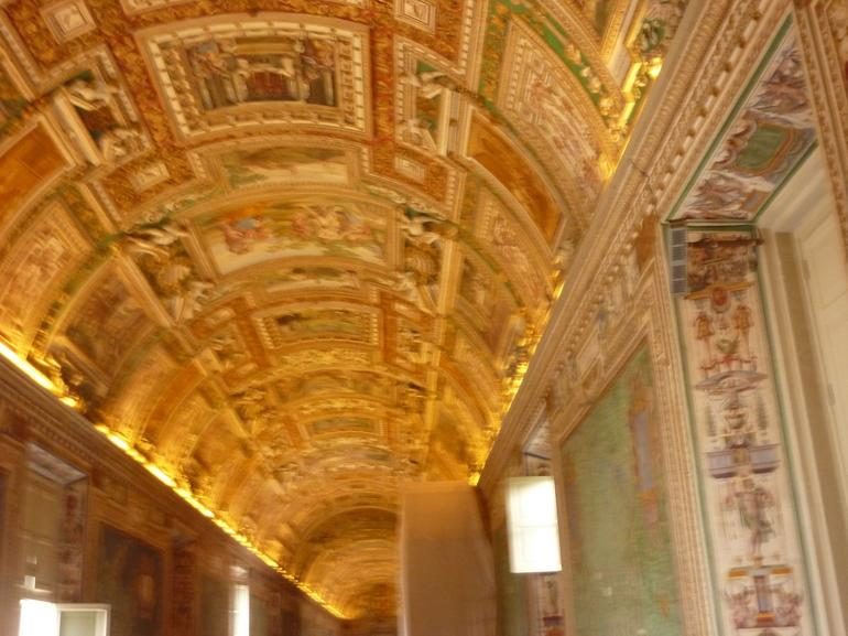 Gallery of Maps - Rome