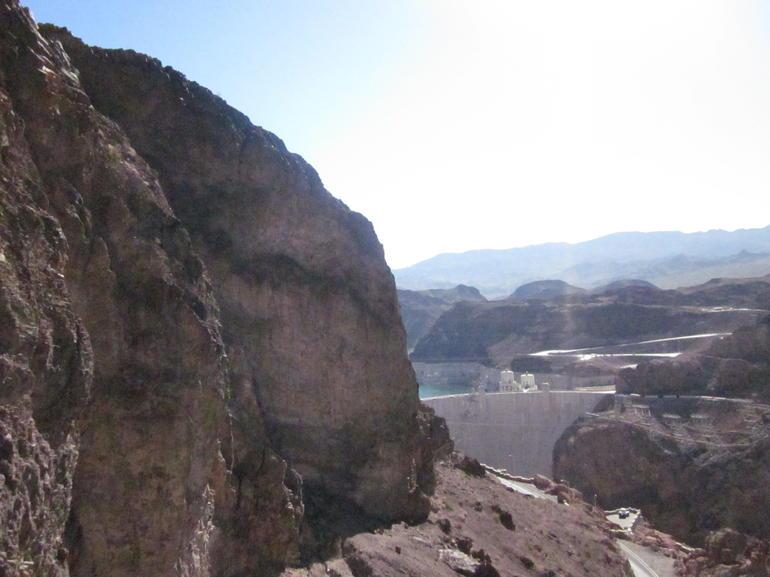 Hoover Dam Photo Stop - Las Vegas