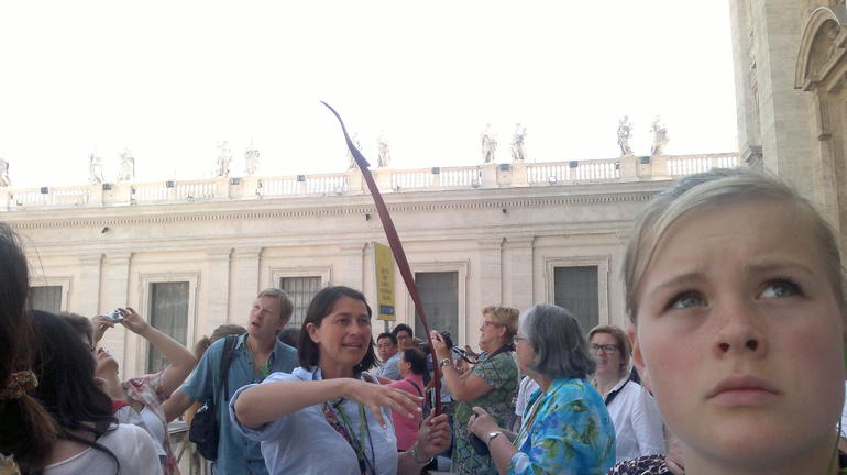 i vatikanmuseet - Rome