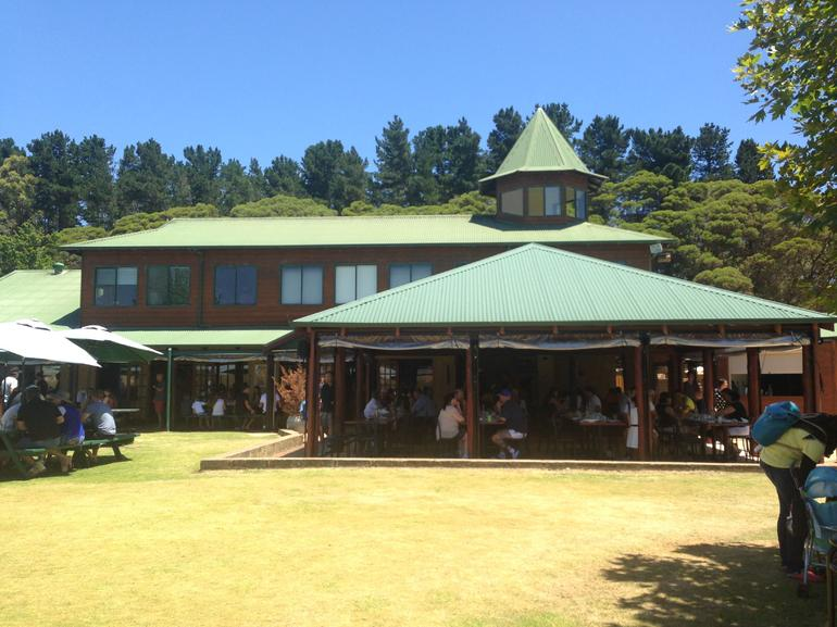 Lunch at a Margaret River winery - Perth