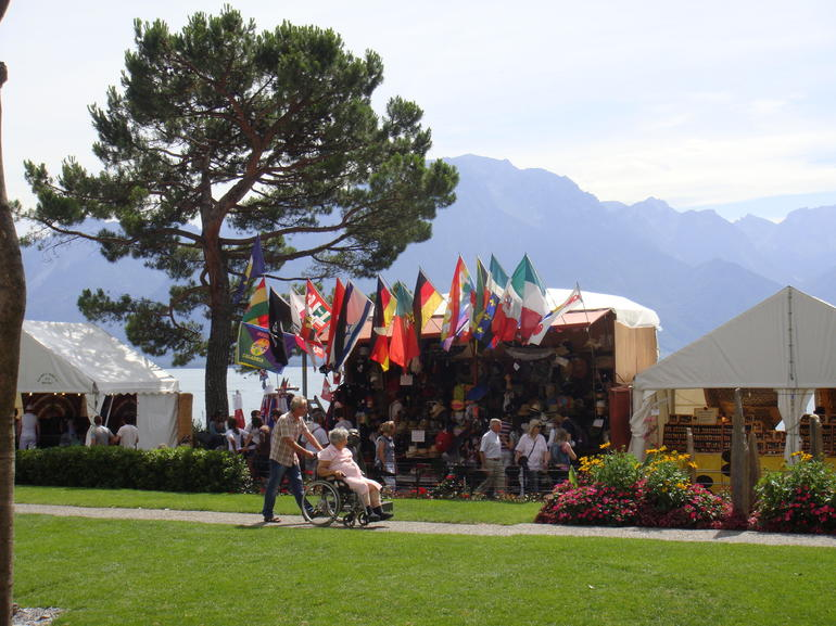 Montreux - Geneva