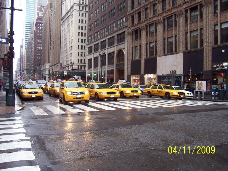 Need a Taxi? - New York City
