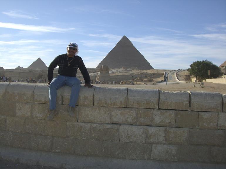 NICE VIEW - Cairo