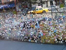 Memorials from 9/11. - June 2008