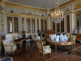Rooms of Louis XV and Louis XVI, dizzledorf - August 2012