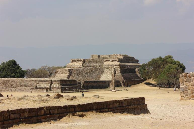 Pyramid - Oaxaca