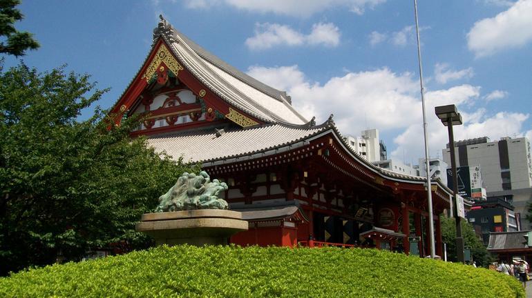 Senso-ji Temple - Tokyo