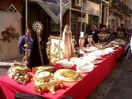 Jueves Market , Seville Expert: Marta - July 2011