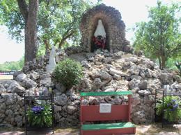 A shrine for prayer for Virgin Mary at one of the missions. A breathtaking moment to pause, reflect, and perhaps, pray. , Jennifer W - April 2011