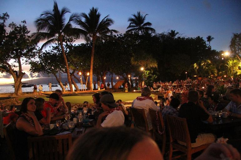Stage shot - Maui