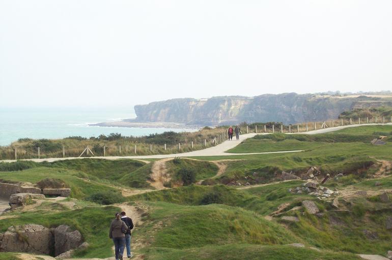 The Cliffs - Bayeux